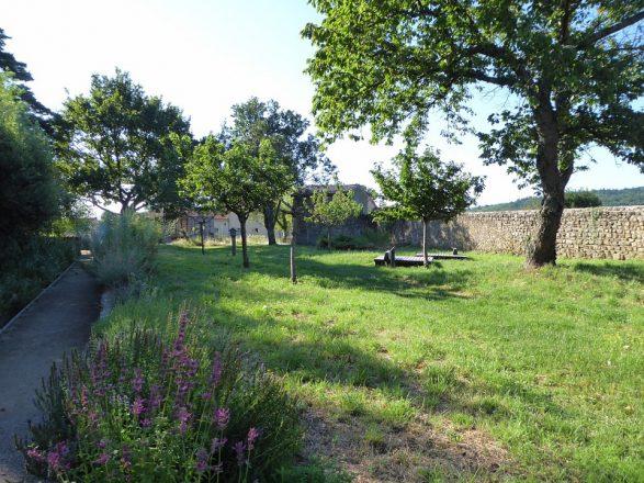 Suivi mensuel Jardin - aout 2016 - point E