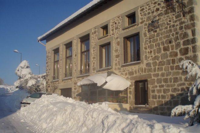 Ancien atelier-maison de passementier