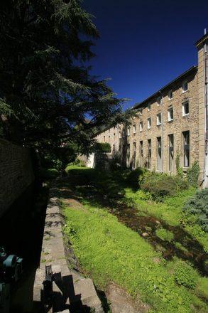 Ancienne usine de tissage