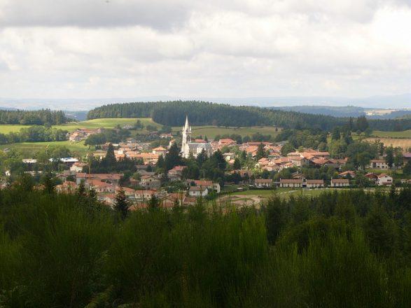Bourg de Marlhes
