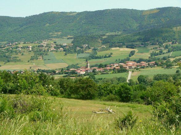 Bourg de Saint-Appolinard