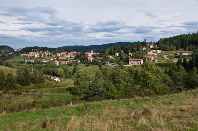 Planfoy- Le Bourg