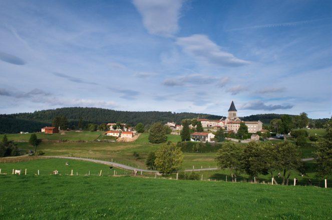 Saint-Regis-du-Coin- Le Bourg- Frange Est
