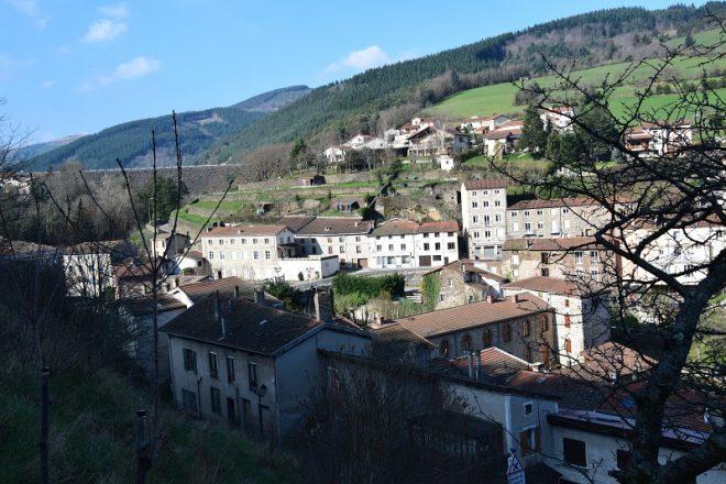Vues de La Terrasse sur Dorlay