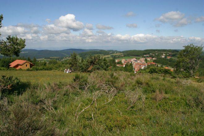 Village du Bessat
