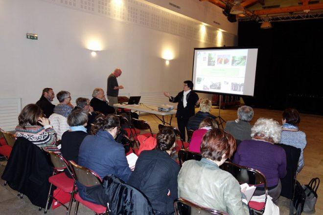 Reunion d'etape projet textile vallee du Dorlay