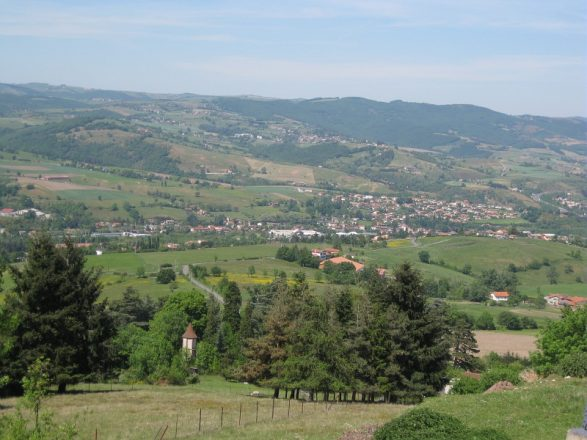Agriculture periurbaine - Vallee du Gier Pilatoise