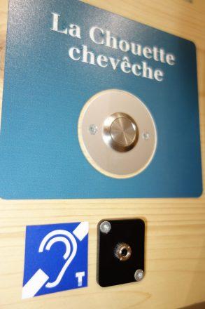 equipement accessibilite - prise pour boucle magnetique - handicap auditif